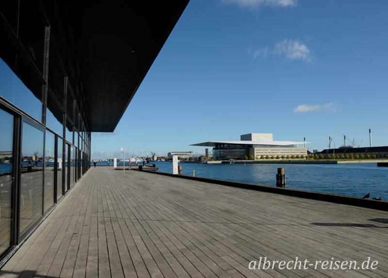 Kopenhagen, Skuespilhuset und Opernhaus