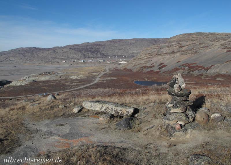 Wanderung bei Kangerlussuaq