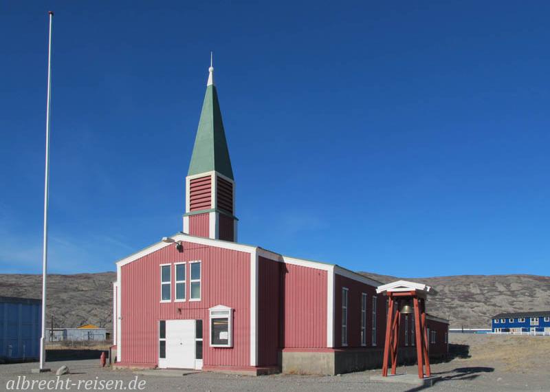 Kirche in Kangerlussuaq