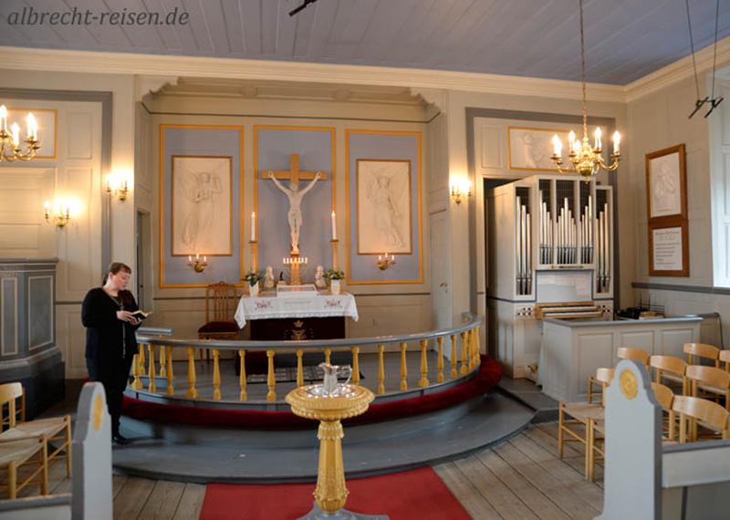Kirche, Nuuk