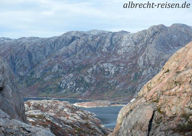 Wanderung (Elerslie Harbour / Fox Harbour)