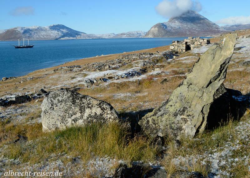 Ruinen von Hvalsey
