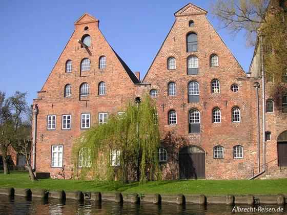 Bild des Monats: März 2018 - Städtereisen: Lübeck